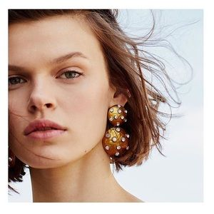 Zara Bejeweled Earrings